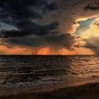 Злива крокує по Азову № 1