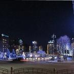 Вечерний город...